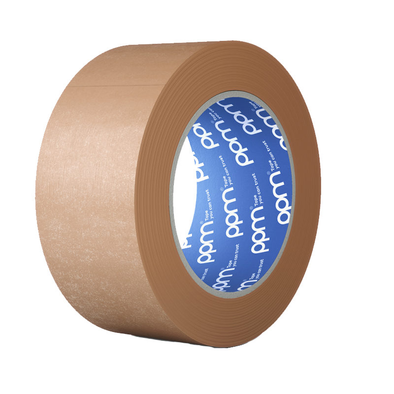 Rubans adhésifs en papier kraft